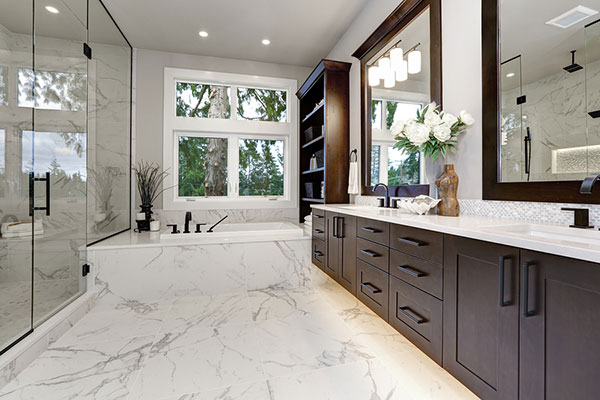 Modern Bathroom Remodeling Ideas | Monterey | Cypress Design & Bui