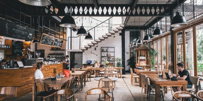 Restaurant Interior Design Trends 2020 - Design Sce
