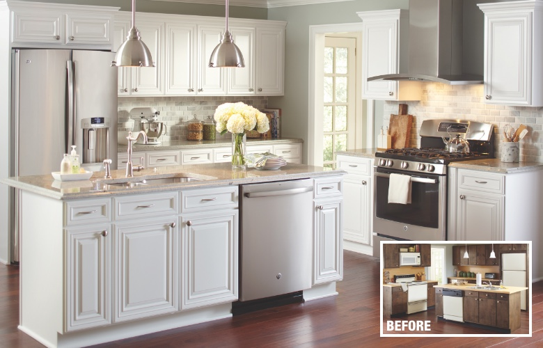 Cost to Reface Cabinets - The Home Dep