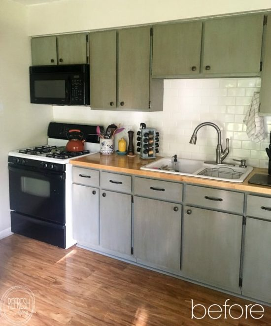 Why I Chose to Reface My Kitchen Cabinets (rather than paint or .