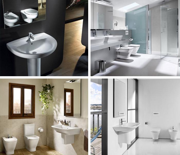 Roca Bathrooms | Bathrooms | Wolsel