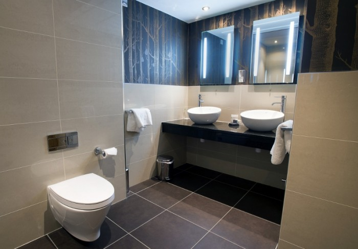Roca bathrooms offer a 'cocoon of comfort' at luxury Kingsmills .