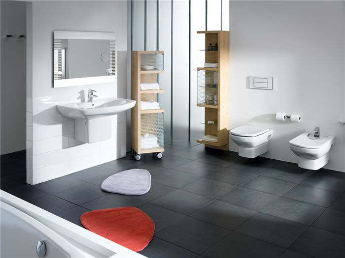 Use roca bathrooms for best bathroom solutions | Amazing bathrooms .