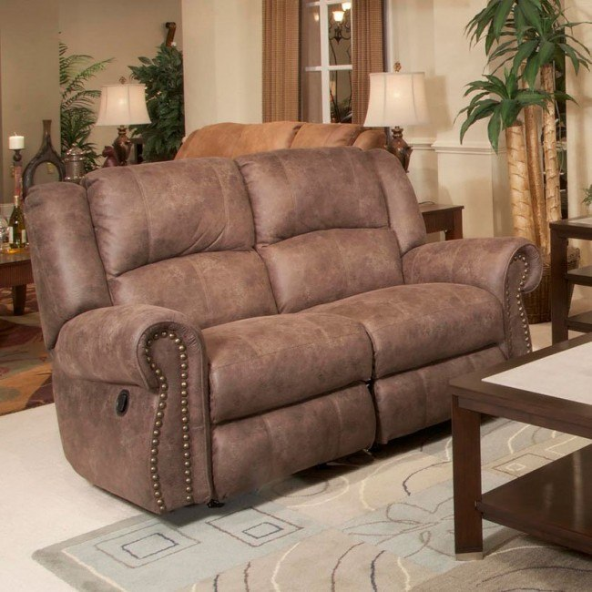 Westin Rocking Reclining Loveseat (Ash) Catnapper | Furniture Ca