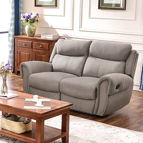 Rocker Recliner Loveseat: Amazon.c