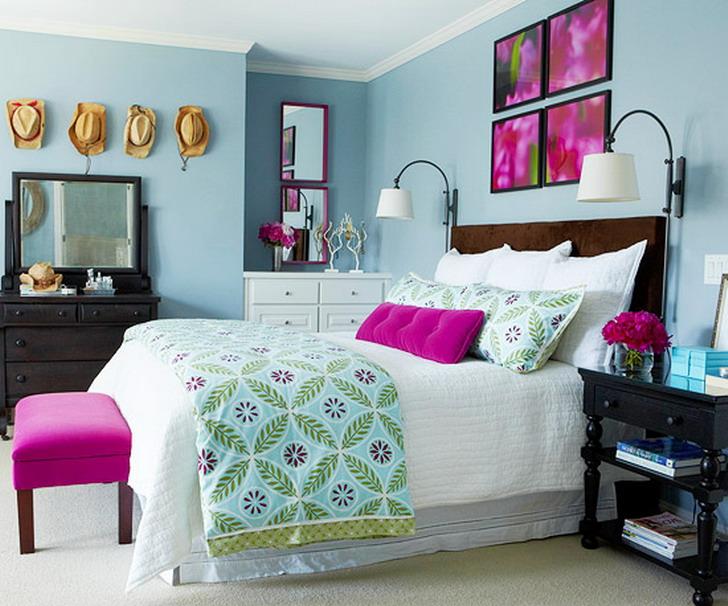 20 Inspirational Bedroom Decorating Ide