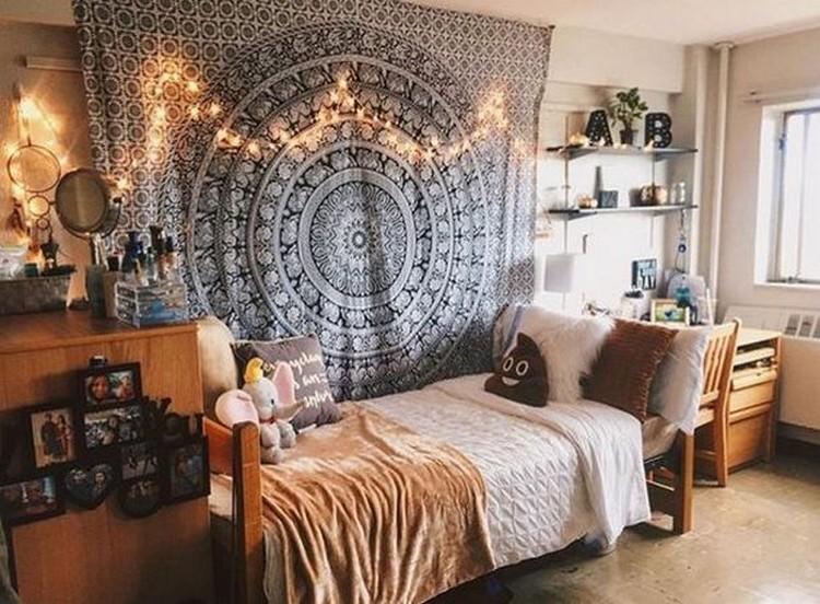 50 Comfortable Dorm Room Decorating Ide