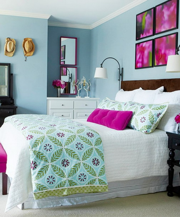 Blue Bedroom Decorating Ideas Girls – Saltandblu
