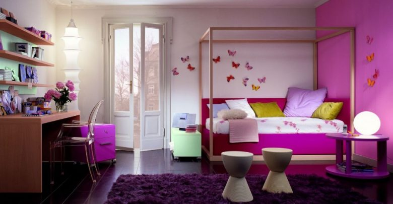 Top 5 Girls' Bedroom Decoration Ideas in 2020 | Pout