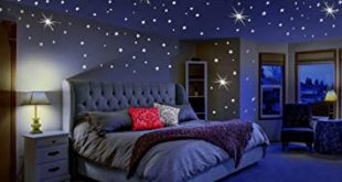 Amazon.com: Glow in The Dark Stars for Ceiling or Wall Stickers .