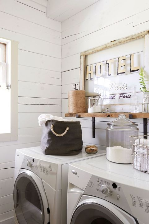 15 Best Laundry Room Ideas - How to Organize Your Landry Ro