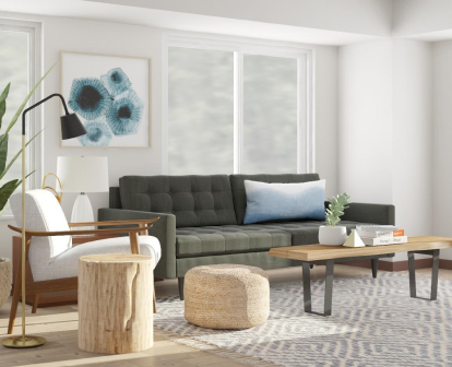 Online Interior Design with Modsy | Living Rooms, Dining Rooms .