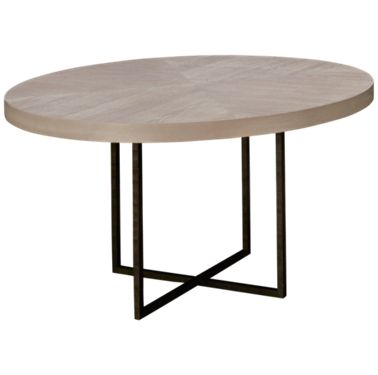 Universal-Modern-Universal Modern Robards Round Dining Table .