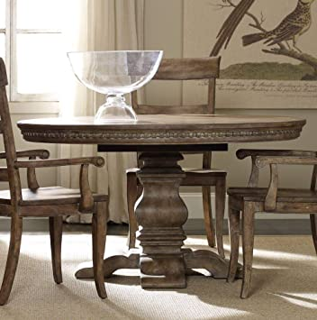 Amazon.com - Hooker Furniture Sorella Round Pedestal Dining Table .