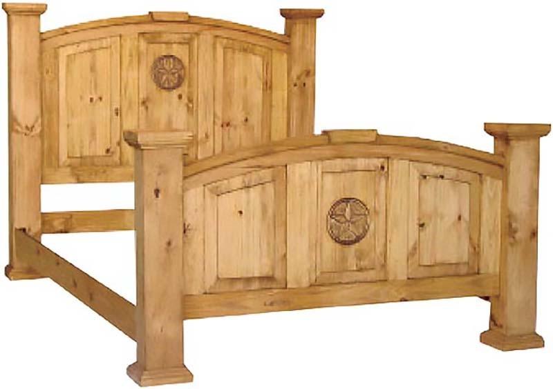 Rustic Bedroom Furniture Houston Waller Cros