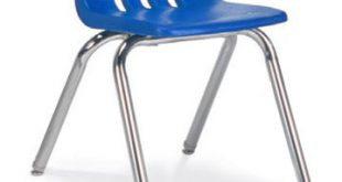 "Virco 9000 Series School Chair- Cobalt (16"" H) - 9016 
