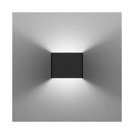 Modern 3W LED Wall Sconce Light Fixture Indoor Hallway Up Down .