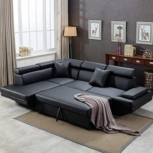 Sectional Sofa Beds: Amazon.c