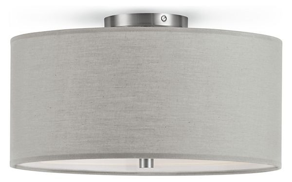 Studio Flushmount Ceiling Lights - Modern Ceiling Lights - Modern .