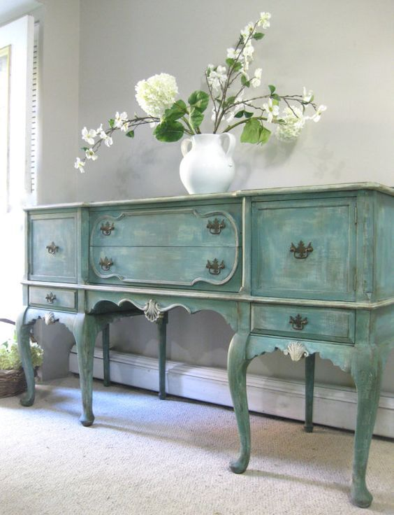 100+ Awesome DIY Shabby Chic Furniture Makeover Ideas - Crafts and .