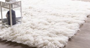 Eco-Friendly Wool Flokati Rug - Contemporary - Area Rugs - by .