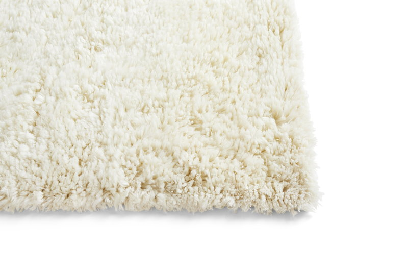 Hay Shaggy rug, cream | Finnish Design Sh