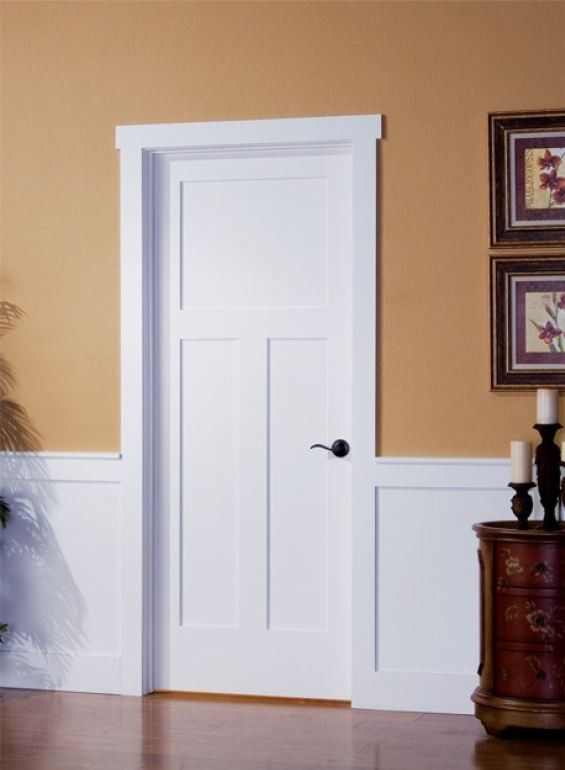Shaker Doors | Interior door styles, Doors interior, Interior door .