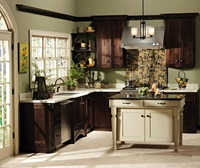 Shaker Style Kitchen Cabinets - Decora Cabinet