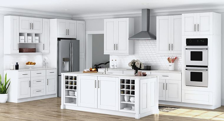 The Lowdown on Shaker-Style Kitchen Cabinets - CabinetsCi