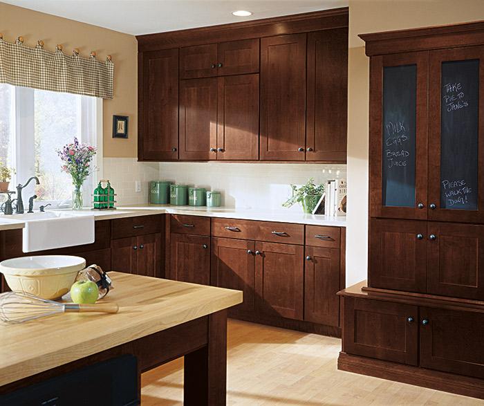 Shaker Style Kitchen Cabinets - Kemper Cabinet