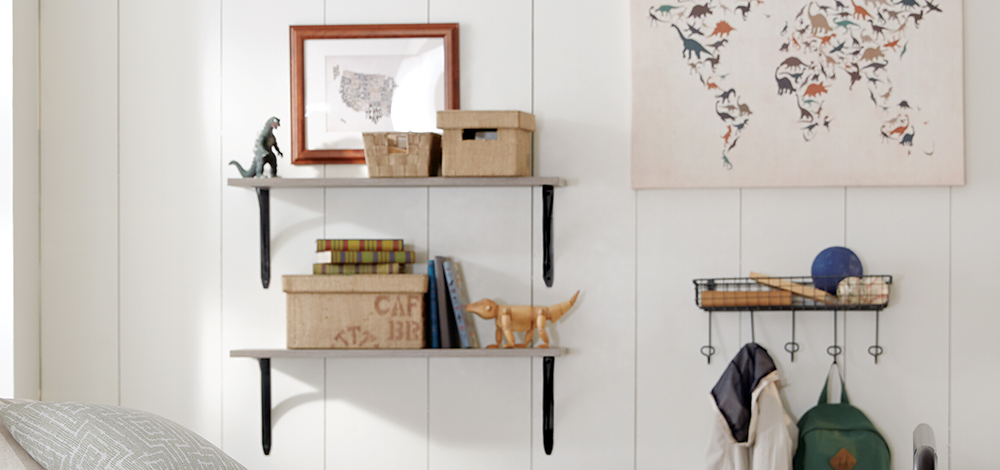 Shelving Ideas - The Home Dep