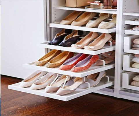 Best shoe storage solutions at home - Ideas by Mr Rig