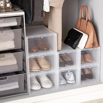 Shoe Storage, Shoe Organizers & Shoe Storage Ideas | The Container .