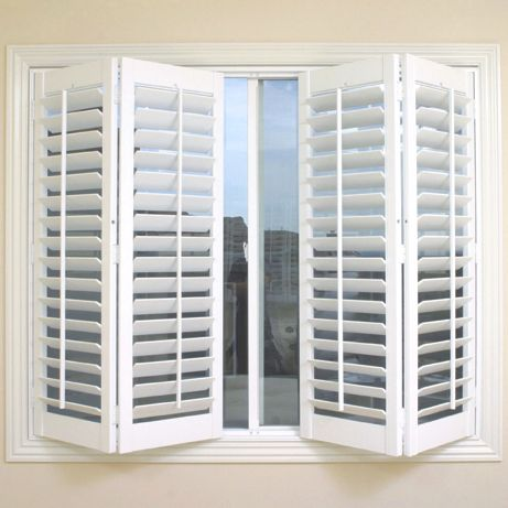 Custom Plantation Shutters and Blinds: Windows, Doors | Plantation .