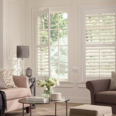 Shutter Blinds For Windows