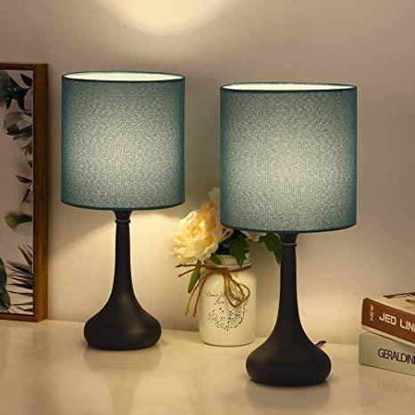 Bedside Table Lamps, Modern Desk Lamps Minimalist Nightstand Lamps .