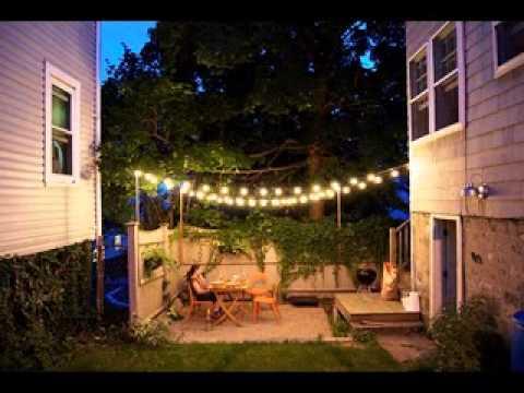 DIY Outdoor patio decorating ideas - YouTu