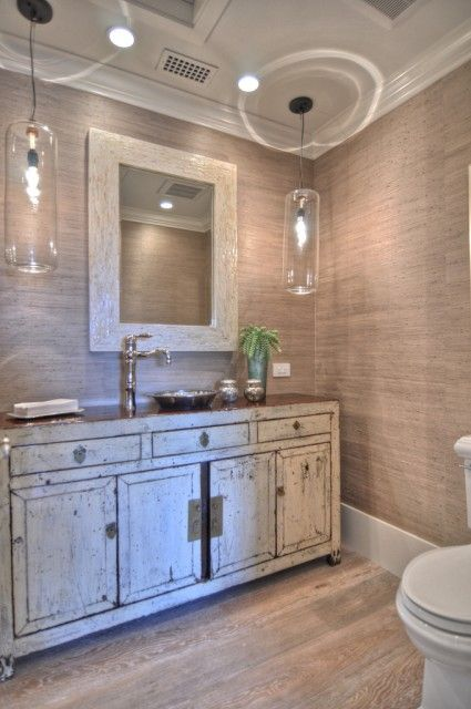 The difference between paired and single bathroom pendant lighting .