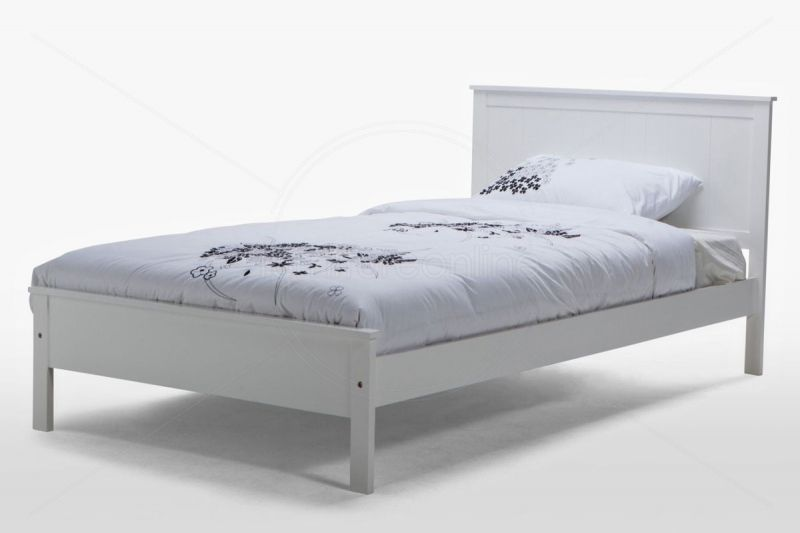 Single Wooden Bed Frames Ikea (With images)   Single bed frame .
