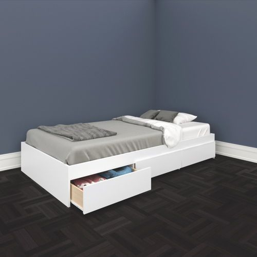 INSPO: Chic Single Beds With Storage Of Nexera Traffic Single .
