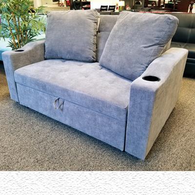 Paradise Convertible Sleeper Loveseat - Paradise Furniture Sto