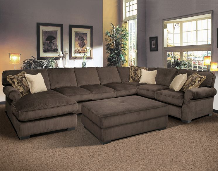 Grand Island Sleeper Sectional. Living Room | Home, Home dec