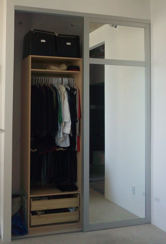 Mirrored Closet Doors - Custom Mirrored Closet Doors for Ho