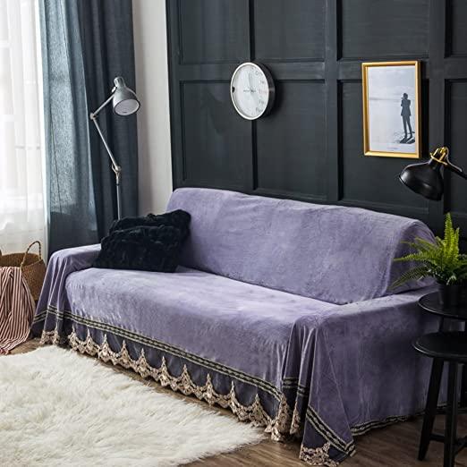 Amazon.com: SCEDGJDVXBB Plush Sofa slipcover,Sofa Cushion Covers .