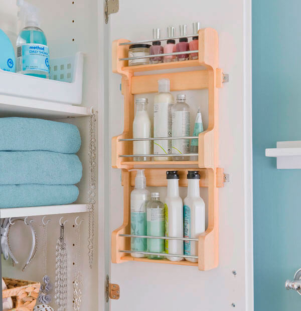 44 Best Small Bathroom Storage Ideas and Tips for 20
