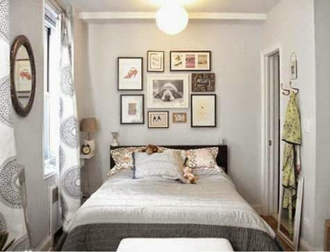 Small bedroom with beautiful impression | Armin Winkl
