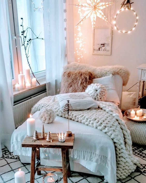 49 DIY Cozy Small Bedroom Decorating Ideas on budget | Easily to .