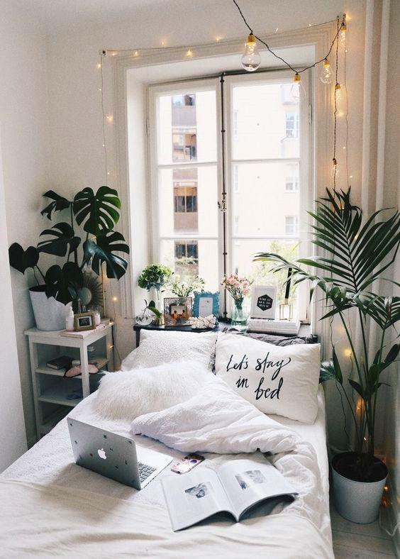 20 Small Bedroom Design Ideas You Must See   Minimalist bedroom .
