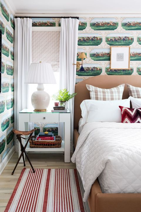 25 Small Bedroom Design Ideas - How to Decorate a Small Bedro