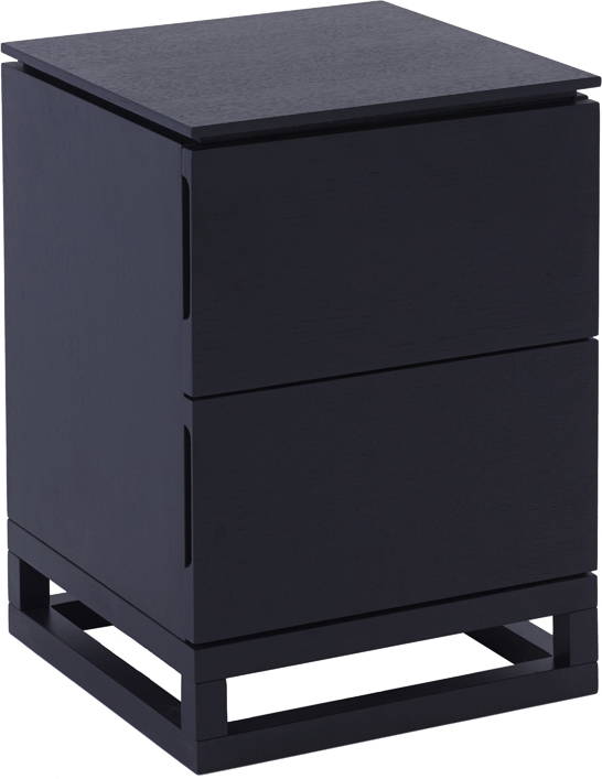 Selecting small black bedside table for the bedroom in 2020 | Dark .